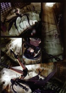 Rating: Safe Score: 22 Tags: alphonse black_rock_shooter black_rock_shooter_(character) vocaloid white_datura User: Aurelia