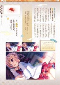 Rating: Questionable Score: 9 Tags: august digital_version natsuno_io sen_no_hatou_tsukisome_no_kouki tokita_kanami User: Twinsenzw