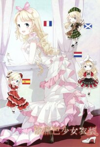 Rating: Safe Score: 51 Tags: atelier_tiv chibi dress tiv User: yong