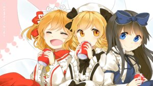 Rating: Safe Score: 16 Tags: luna_child misha_(hoongju) star_sapphire sunny_milk touhou wallpaper wings User: Mr_GT