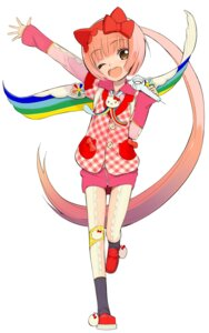 Rating: Safe Score: 15 Tags: hello_kitty nekomura_iroha okama vocaloid User: blooregardo