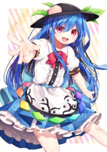 Rating: Safe Score: 11 Tags: dress gunjou_row hinanawi_tenshi touhou User: Dreista