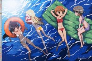 Rating: Safe Score: 18 Tags: ass bikini elise_von_dietrich ichijo_eika kawada_tsuyoshi sakurano_otoha sky_girls sonomiya_karen swimsuits User: admin2