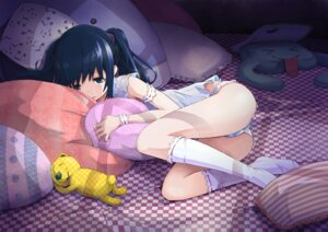 Rating: Questionable Score: 100 Tags: lingerie loli maeda_risou pantsu shimapan User: blooregardo