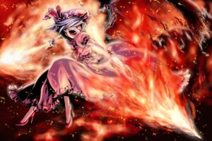 Rating: Safe Score: 7 Tags: remilia_scarlet suzuka98 touhou User: Mr_GT