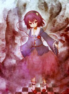 Rating: Safe Score: 4 Tags: komeiji_satori shippu_man touhou User: MyNameIs