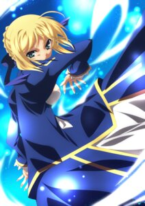 Rating: Safe Score: 17 Tags: fate/stay_night fate/zero ka2 saber User: 椎名深夏