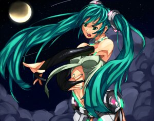 Rating: Safe Score: 5 Tags: giryo hatsune_miku miku_append vocaloid vocaloid_append User: Radioactive