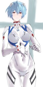 Rating: Questionable Score: 21 Tags: ayanami_rei bodysuit kimuwaipu neon_genesis_evangelion User: Genex