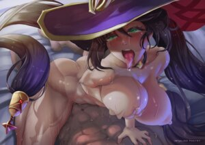 Rating: Explicit Score: 25 Tags: ass breast_grab cum genshin_impact impaling_poetry mona_(genshin_impact) naked nipples sex tagme wet witch User: ImPixel