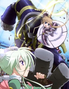 Rating: Safe Score: 16 Tags: corona_timir dress einhart_stratos mahou_shoujo_lyrical_nanoha mahou_shoujo_lyrical_nanoha_vivid mecha User: drop