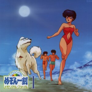 Rating: Safe Score: 5 Tags: godai_yuusaku maison_ikkoku mitaka_shun otonashi_kyouko swimsuits User: Radioactive