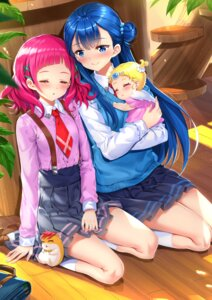 Rating: Safe Score: 17 Tags: hug-tan hugtto!_precure nono_hana pretty_cure seifuku swordsouls yakushiji_saaya User: Mr_GT