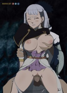 Rating: Explicit Score: 11 Tags: black_clover breast_grab breasts mandio_art nipples no_bra noelle_silva open_shirt pantsu panty_pull penis pussy pussy_juice sex skirt_lift string_panties uncensored User: hkr008