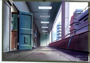 Rating: Safe Score: 15 Tags: anchoku_0621 landscape neon_genesis_evangelion User: charunetra