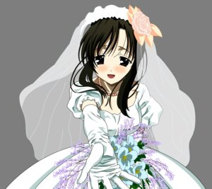 Rating: Safe Score: 44 Tags: dress gotou_junji katsura_kotonoha overflow school_days transparent_png vector_trace wedding_dress User: Mithos