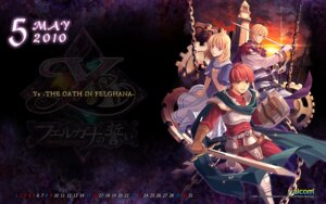 Rating: Safe Score: 4 Tags: calendar falcom sword wallpaper User: hirotn