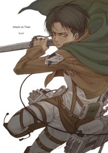Rating: Safe Score: 6 Tags: levi male shingeki_no_kyojin signed taniel_(atelier_amber) weapon User: charunetra
