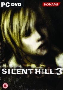 Rating: Safe Score: 2 Tags: disc_cover silent_hill User: Radioactive