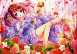 Rating: Questionable Score: 41 Tags: dress loli pantsu see_through tinkle User: kaguya940385