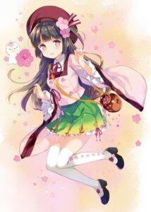 Rating: Safe Score: 79 Tags: heels kanro_umeno ohara_tometa thighhighs umeno-tan User: saemonnokami