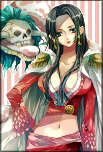Rating: Safe Score: 28 Tags: boa_hancock cleavage one_piece salome tsukioka_tsukiho User: Radioactive