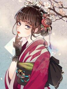 Rating: Safe Score: 12 Tags: kimono lemon_(artist) User: NotRadioactiveHonest
