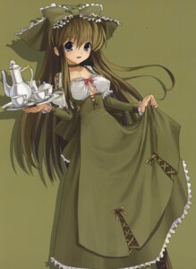 Rating: Safe Score: 18 Tags: cleavage marukata User: suika123