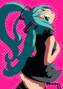 Rating: Questionable Score: 27 Tags: hatsune_miku nopan qadesh vocaloid User: Radioactive