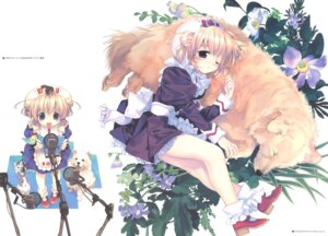 Rating: Safe Score: 13 Tags: neko takeda_hinata yaeka_no_karute User: castle
