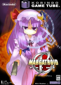 Rating: Safe Score: 10 Tags: ario metroid parody patchouli_knowledge touhou User: konstargirl