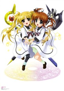Rating: Safe Score: 20 Tags: fate_testarossa higa_yukari mahou_shoujo_lyrical_nanoha mahou_shoujo_lyrical_nanoha_a's mahou_shoujo_lyrical_nanoha_the_movie_2nd_a's pantyhose seifuku takamachi_nanoha yuuno_scrya User: PPV10