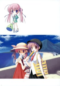 Rating: Safe Score: 11 Tags: chibi nanao_naru User: crim