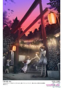 Rating: Safe Score: 22 Tags: dress kino_hinata summer_dress yukata User: milumon