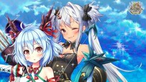 Rating: Safe Score: 17 Tags: akashio brave_girl_ravens cleavage horns tsukimiya_sei wallpaper weapon User: zyll