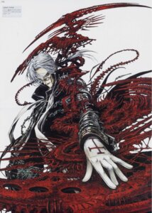 Rating: Safe Score: 7 Tags: abel_nightroad cropme male megane thores_shibamoto trinity_blood User: Radioactive
