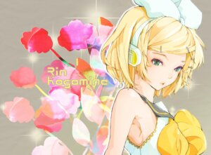 Rating: Safe Score: 13 Tags: kagamine_rin umesuki vocaloid User: Radioactive