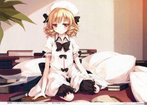 Rating: Safe Score: 91 Tags: dress gekidoku_shoujo ke-ta luna_child touhou User: Radioactive