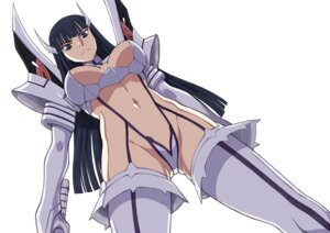 Rating: Questionable Score: 31 Tags: bodysuit junketsu kill_la_kill kiryuuin_satsuki orbg stockings thighhighs User: Radioactive
