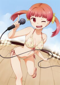 Rating: Questionable Score: 33 Tags: bikini cleavage nagian swimsuits User: Bulzeeb