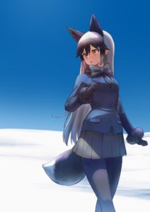 Rating: Safe Score: 28 Tags: animal_ears emoshon kemono_friends pantyhose silver_fox tail User: RyuZU