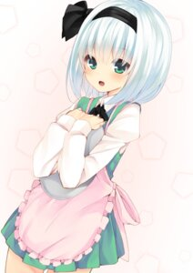 Rating: Safe Score: 44 Tags: konpaku_youmu nigou_(aozoragarou) touhou User: Mr_GT