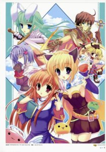 Rating: Safe Score: 15 Tags: acolyte alchemist knight mitha priest ragnarok_online User: SubaruSumeragi