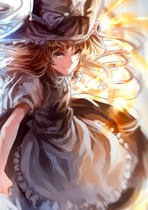 Rating: Safe Score: 20 Tags: kirisame_marisa touhou uu_uu_zan witch User: charunetra