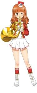 Rating: Safe Score: 15 Tags: girls_und_panzer tagme takebe_saori uniform User: shiomiyashiori@