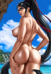 Rating: Explicit Score: 84 Tags: ass bayonetta bayonetta_(character) dandon_fuga megane naked nipples official_watermark pussy uncensored User: Anonymous