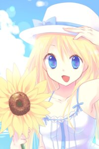 Rating: Safe Score: 13 Tags: dress gucchiann summer_dress User: yumichi-sama