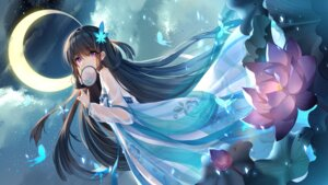Rating: Safe Score: 70 Tags: asian_clothes bison see_through tagme wallpaper witch_weapon User: BattlequeenYume