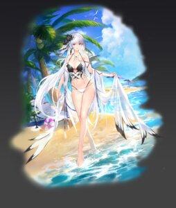 Rating: Questionable Score: 40 Tags: azur_lane bikini illustrious_(azur_lane) swd3e2 swimsuits wet User: Dreista