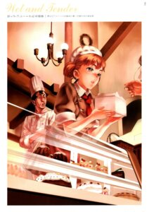 Rating: Safe Score: 11 Tags: nishieda waitress User: Radioactive